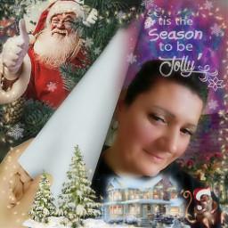 freetoedit christmas december artisticeffect remixedwithpicsart