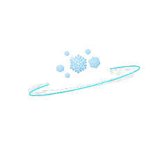 freetoedit cool winter crown snowflakes