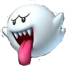 mario ghost freetoedit