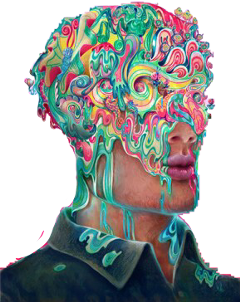 trip acid art cool colorful freetoedit
