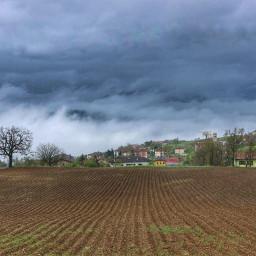 freetoedit myphotography landscape field plowedfield