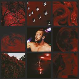 kennyomega wwe aew wrestling red