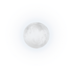 ftestickers sky moon fullmoon luminous freetoedit