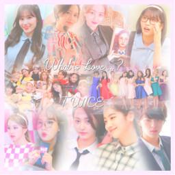 freetoedit twice pink twicenayeon twicejeongyeon