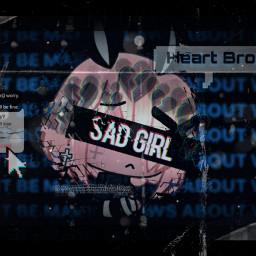 errorwolf asthetic sad sadgirlclub sadgirl freetoedit