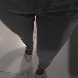 jeans stilleto fashion glitter style