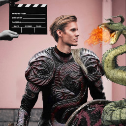 freetoedit dragon fire warrior