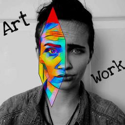 freetoedit simple art artisticportrait artwork