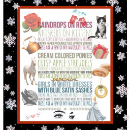 freetoedit christmas favoritethings colorful text