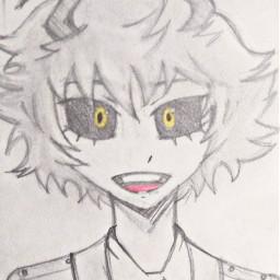 ashido pinky myhero myheroacademia anime