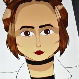 procreate ipaddrawing portraits
