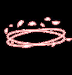 blossom cherryblossoms halo led ring freetoedit