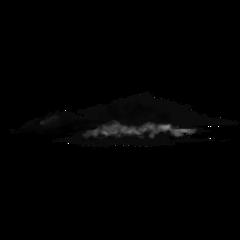 ftestickers sky clouds dark black freetoedit