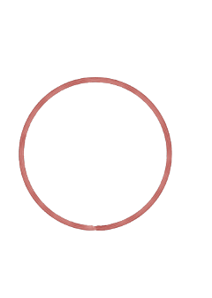 sticker overlay circle vsco pink freetoedit