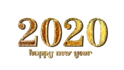 2020 happynewyear happynewyear2020 golden gold freetoedit