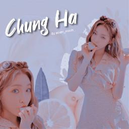 kpop chungha kimchungha ioi aesthetic