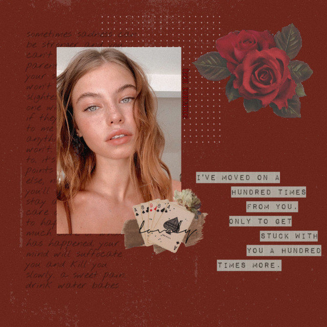 Comment some ideas to what i can made... Need inspiration ❤️🌹🐞🍎🍒🎀🎈#freetoedit #girl #aesthetic #grey #sad #red