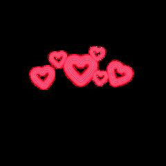 heart heartemoji heartcrown heartemojicrown freetoedit