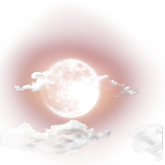 ftestickers stickers moon clouds stars freetoedit