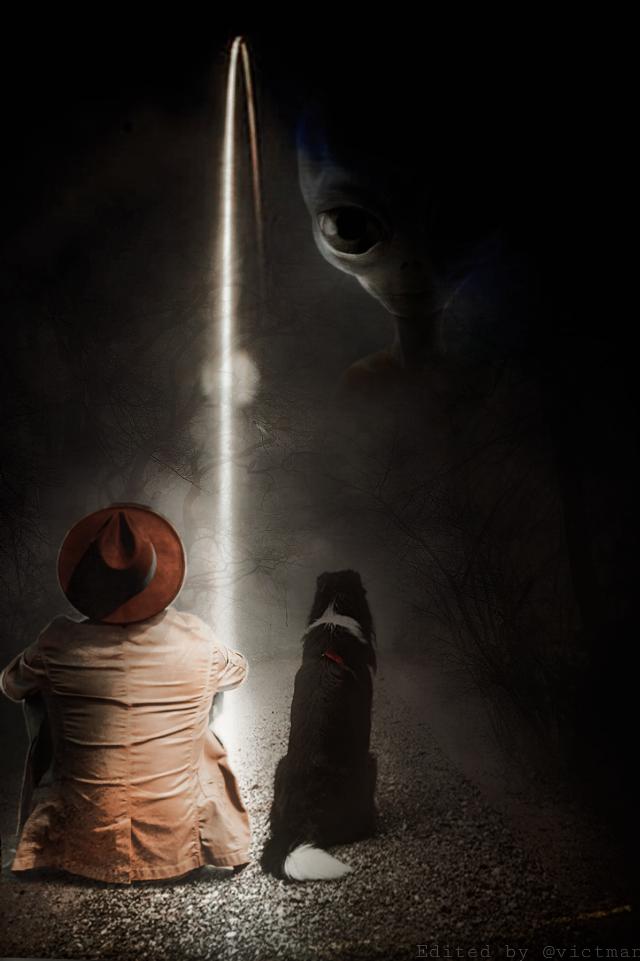 #editwithpicsart #stickerremix #ufo #aliens #picsart #lights #picsartedit