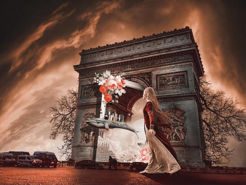 #freetoedit #vipshoutout #mycreativity #surreality #lady #exploring #treasure #dreamergirl #beautifulday