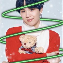 bts btssuga minyoongi yoongibts christmasBTS happyholidays