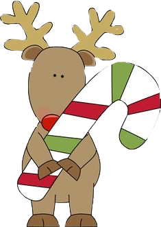 reindeer holidays christmas xmas candycane freetoedit sccandycane