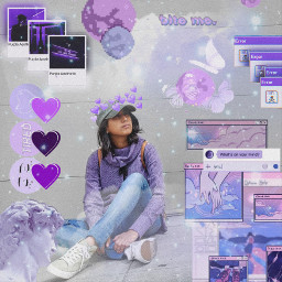freetoedit purple purpleaesthetic aesthetic computer
