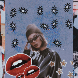 freetoedit collage art collageart girl