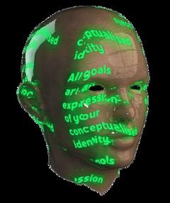 robot cyber cybercore edit freetoedit