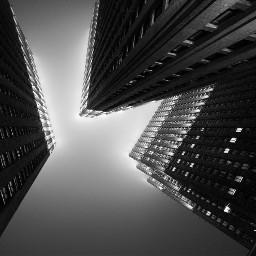 nightshot architecture skysraper nightlife art freetoedit