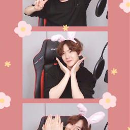 freetoedit exo baekhyun biased cute