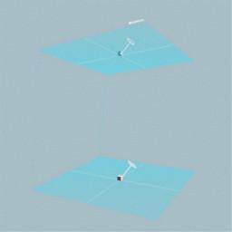 freetoedit background geometry blue