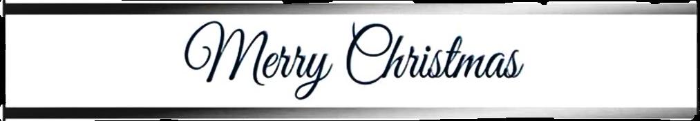 merrychristmas text border cursive greeting freetoedit