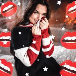 freetoedit lips stars