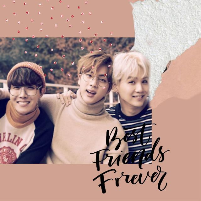 #freetoedit best friends