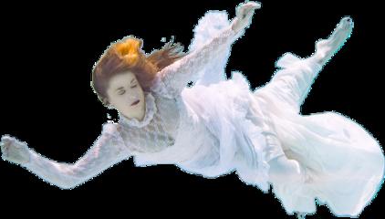 flow posing woman dress fly freetoedit