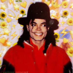 michaeljackson mj applehead badera cute freetoedit