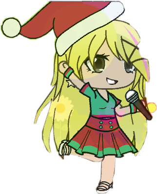 #christmas #gachalife #freetoedit