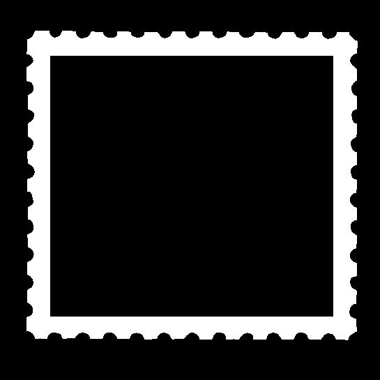 #postagestamp #border #frame #simple #white #freetoedit