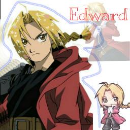 freetoedit fullmetalalchemist edwardelric