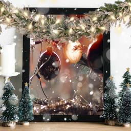 freetoedit christmas winterbliss ircchristmasframe christmasframe