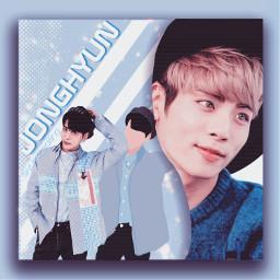 jonghyun shinee jjong kpop edit freetoedit