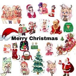freetoedit christmas merychristmas