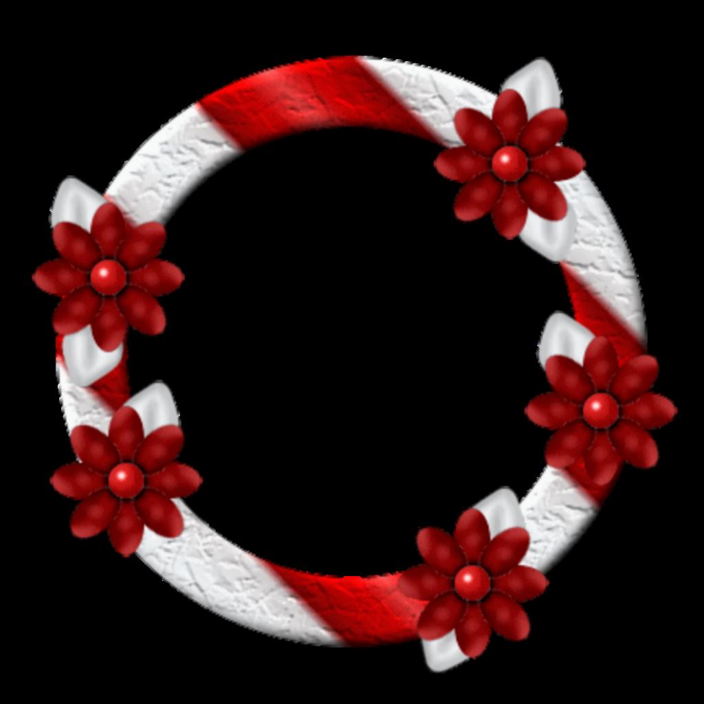 #frame #christmas #red