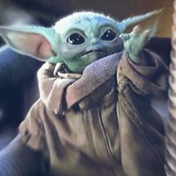 starwars yoda babyyoda maytheforcebewithyou