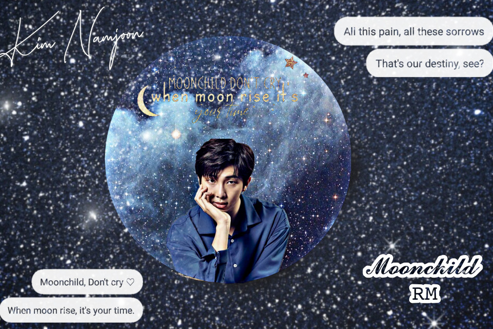 #freetoedit Bro, idk what just came to me but I saw a picture a of a moon and was like I gotta make this edit 😂 I hope you guys like it💘 #bts #btsarmy #btsedits #btsedit #btsnamjoon #namjoon #btsrm #rm #kimnamjoon #namjoonedits #moonchild #mono #btsmono #moon