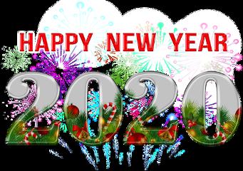 2020 happynewyear christmas fireworks freetoedit