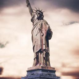freetoedit nyc newyorkcity new-york estatue srcmyny myny