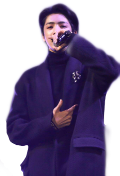 wooseok pentagon pentagonwooseok maknae purple freetoedit